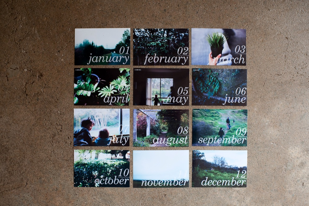Monthly Title Cards, The Serif Edition - Life album templates by LIFE:CAPTURED Inc (The modern school of memory keeping)