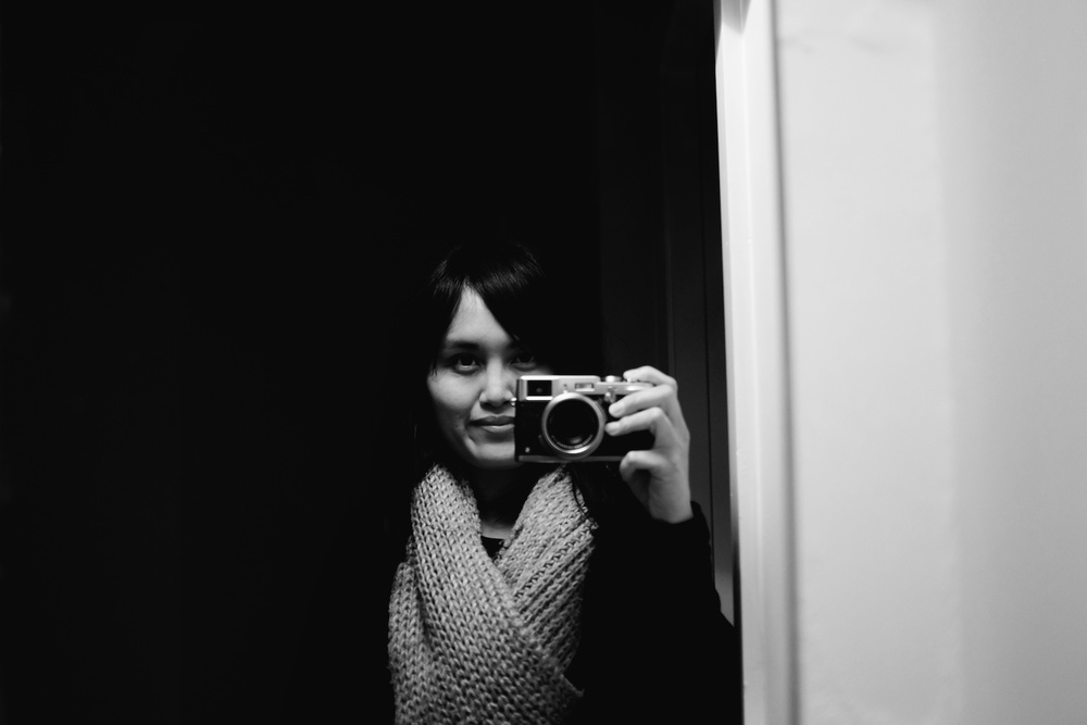 Lessons in self-portraiture - A blog series by Rhonda Mason for LIFE:CAPTURED Inc (The modern school of memory keeping)