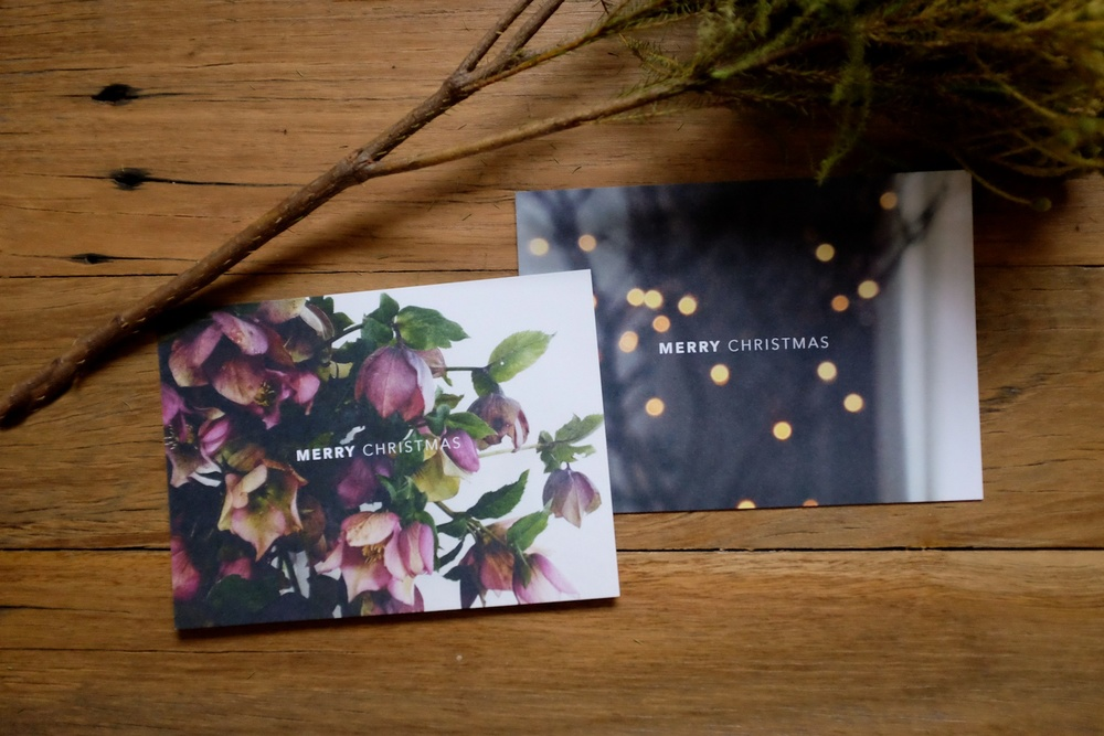 My answer to Christmas cards - A blog post by Rhonda Mason for LIFE:CAPTURED Inc (The modern school of memory keeping)