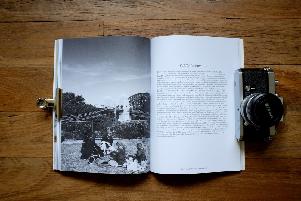 Documenting family holidays - A story book template by LIFE CAPTURED Inc - Image 2.jpg