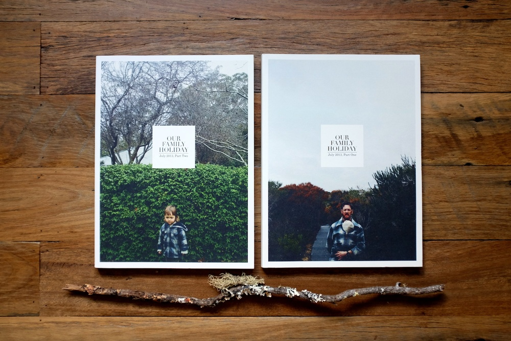 Documenting family holidays - A story book template by LIFE CAPTURED Inc - Image 1.jpg
