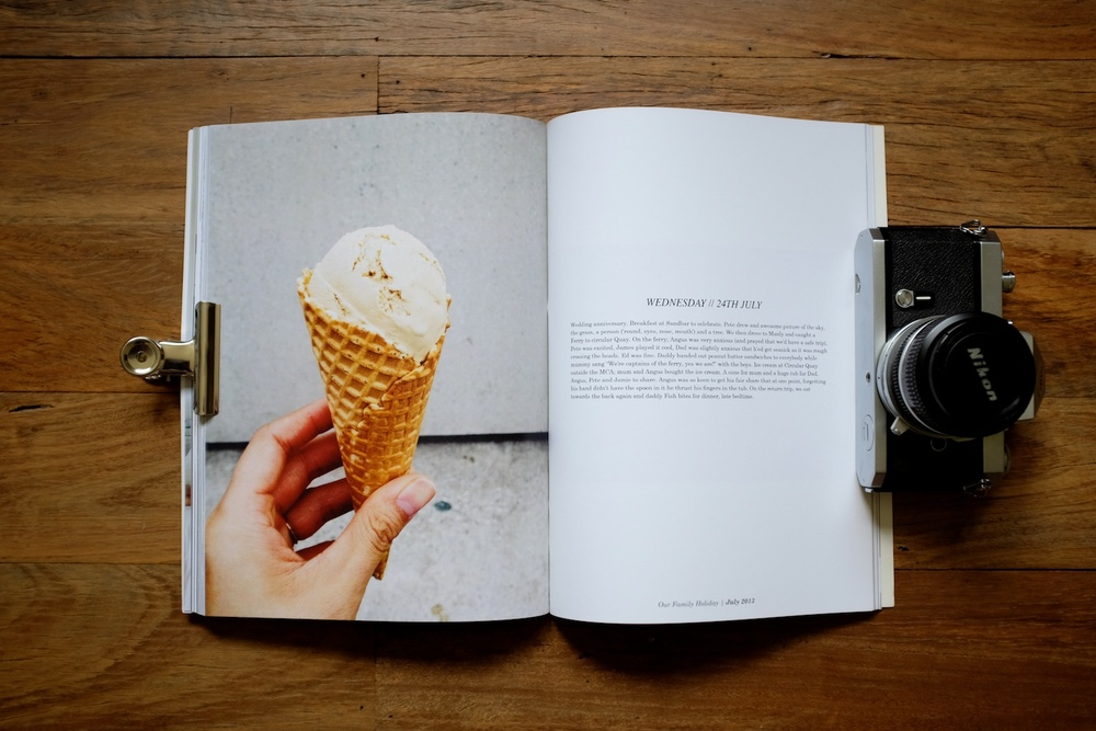 Documenting family holidays - A story book template by LIFE CAPTURED Inc - Image 4.jpg