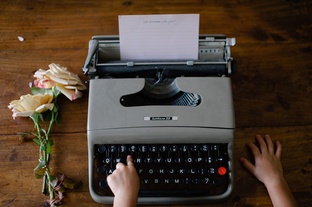 Write your heart out - A blog series by Rhonda Mason for LIFE:CAPTURED Inc (The modern school of memory keeping)