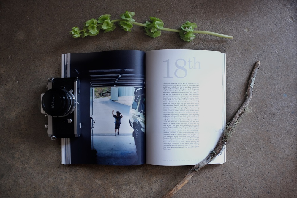 Story books: Ten tips for choosing photos - A blog post by Rhonda Mason for LIFE:CAPTURED Inc (The modern school of memory keeping)