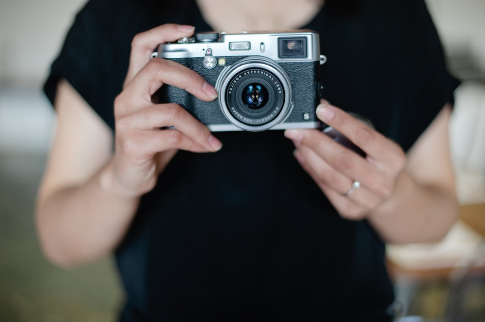 The Fujifilm Finepix X100S - A blog post by Rhonda Mason for LIFE:CAPTURED Inc (The modern school of memory keeping)