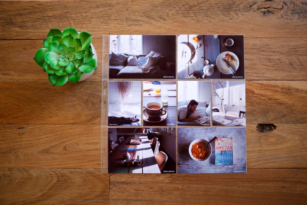 Life albums: An overview of my weekly process, Part 1 - A blog post by Rhonda Mason for LIFE:CAPTURED Inc (The modern school of memory keeping)