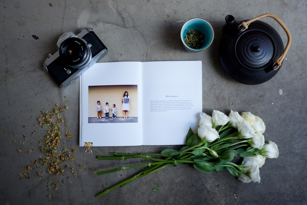 Story book: Documenting my pregnancy with Edward - A blog post by Rhonda Mason for LIFE:CAPTURED Inc (The modern school of memory keeping)