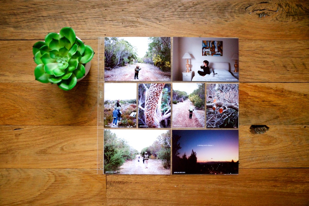 Life albums: An overview of my weekly process, Part 3 - A blog post by Rhonda Mason for LIFE:CAPTURED Inc (The modern school of memory keeping)