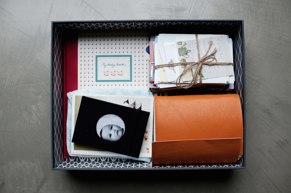 Getting organised: How I manage my family's memorabilia - A blog post by Rhonda Mason for LIFE:CAPTURED Inc (The modern school of memory keeping)