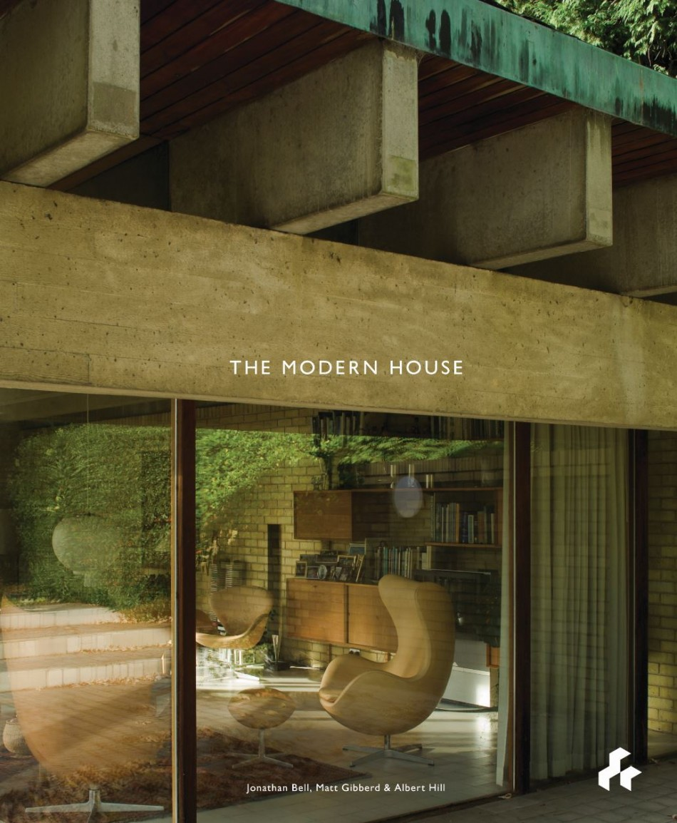 Wallpaper Magazine Britains Finest Modernist Homes: The Modern House Book Featuring The Herringbone House by Chan + Eayrs (pages 30-33) (published September 2015)