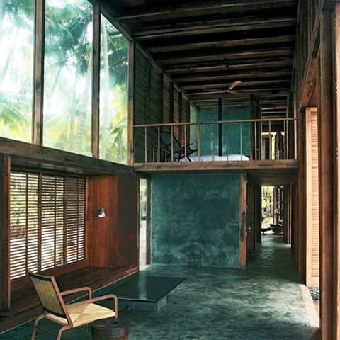 Wabi style by Studio Mumbai #wood #earthy #vernacular #architecture