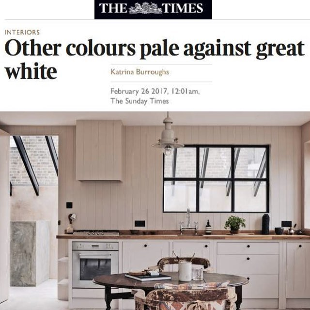 New Cross Lofts in @sundaytimeshome this weekend. 📸 by @michaelsinclair #chanandeayrspress #chanandeayrs #newcrosslofts #thesundaytimes