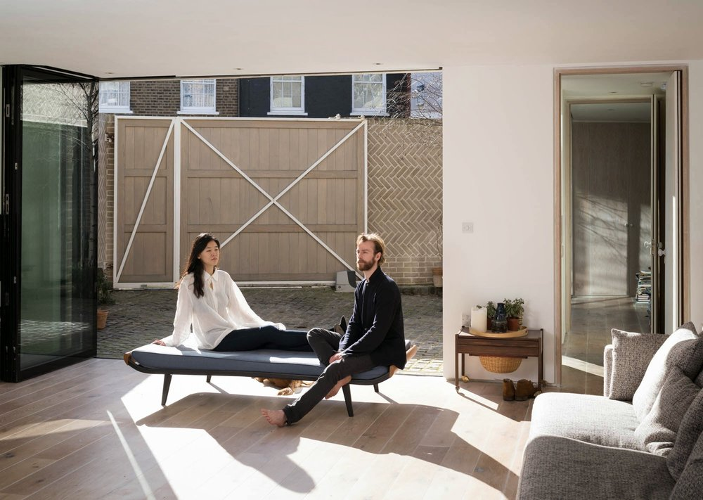 The Sunday Telegraph Chan + Eayrs 'A shape for the city' March 2015 By Caroline McGhee