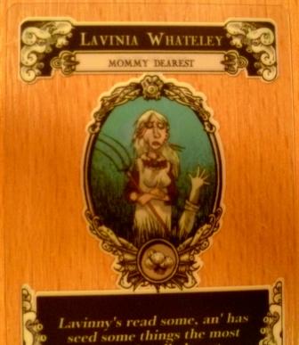 Gloom Character card