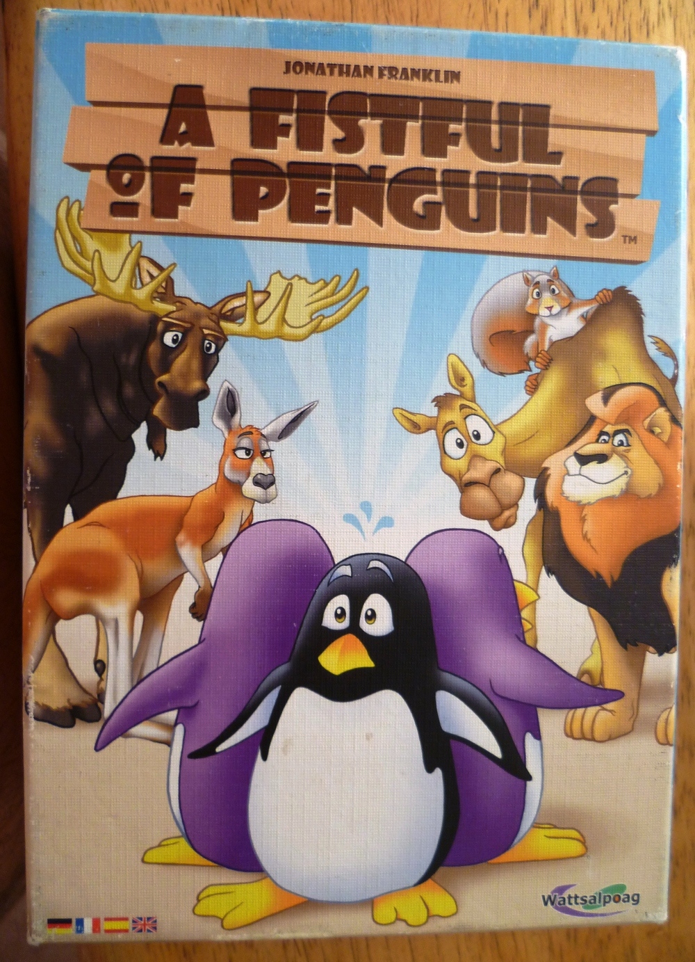 A Fistful of Penguins