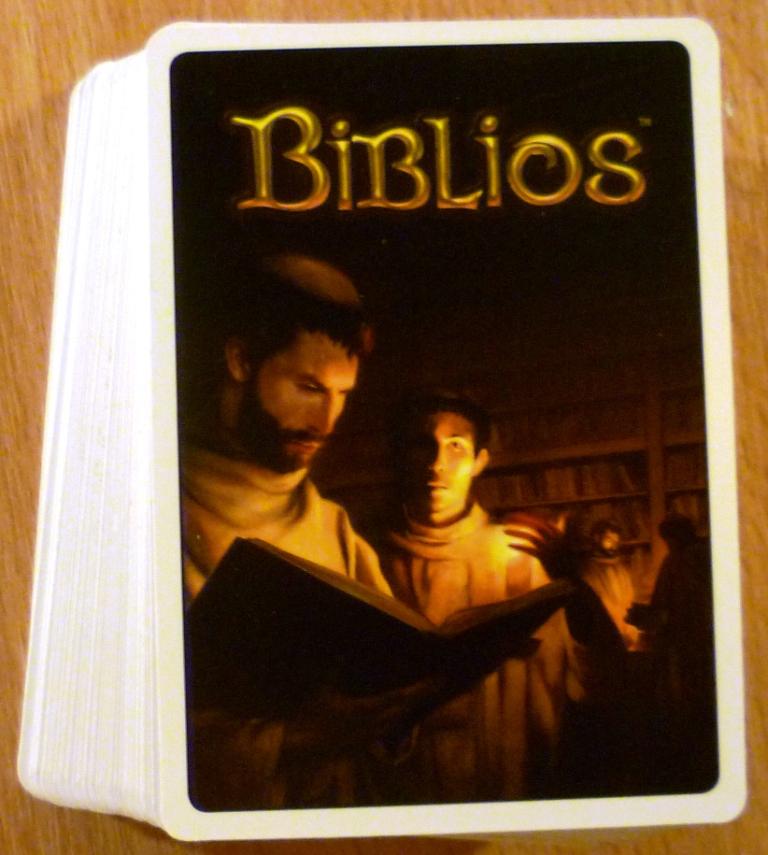 The Biblios deck