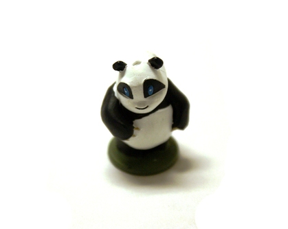 The Panda - has Halloween ever had such a frightening spectacle before?