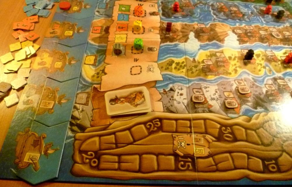 Grog Island Board