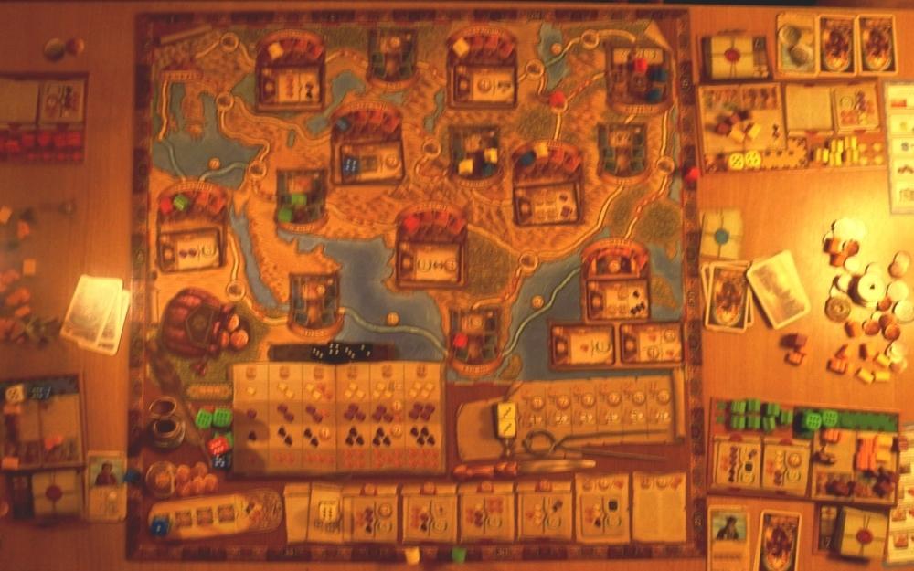 Marco Polo Board