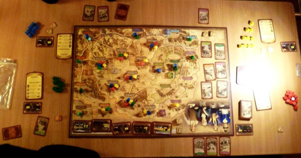Thurn and Taxis board