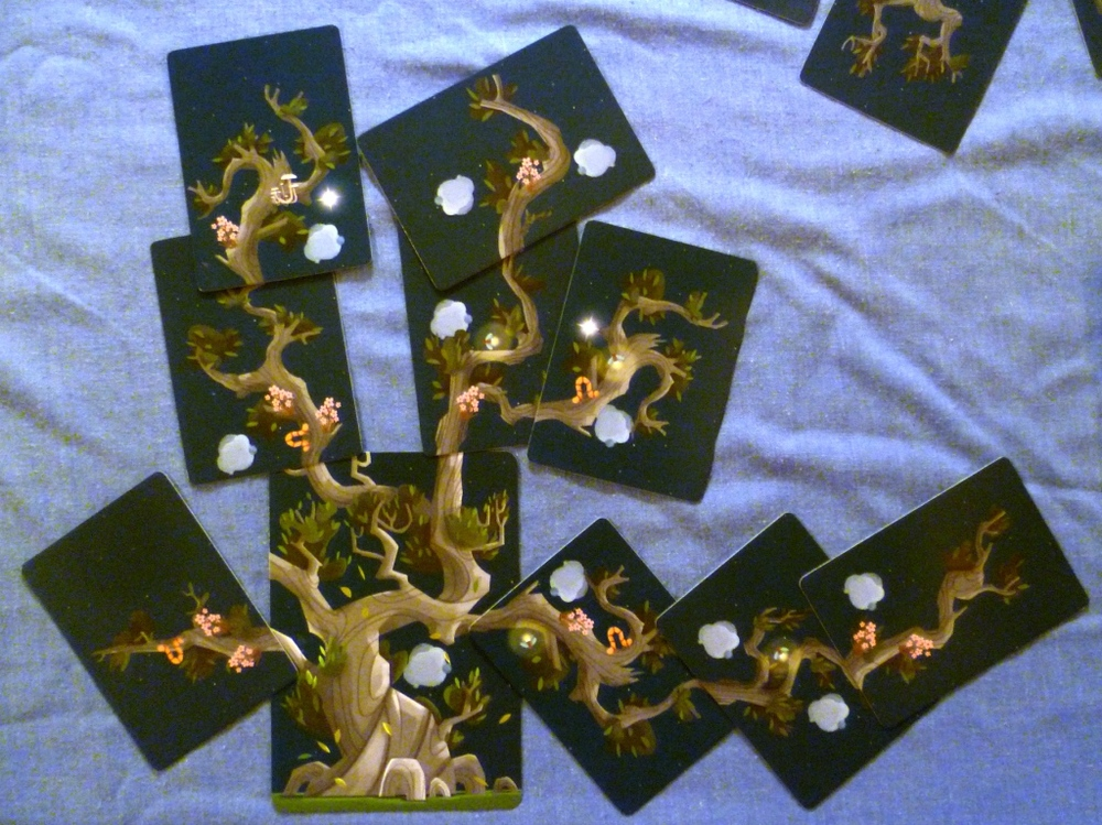 Players Trees in Kodama