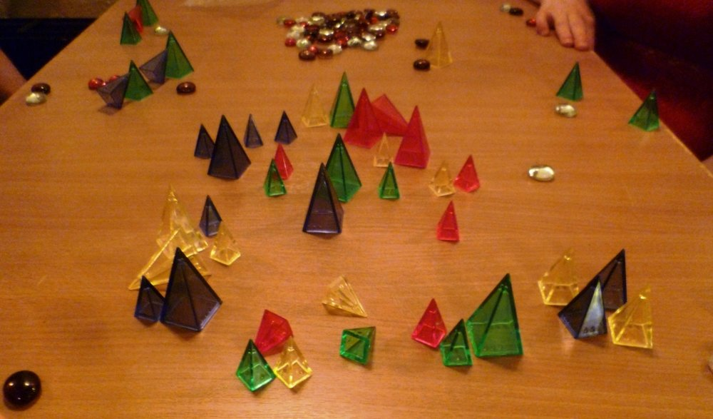 Zendo using Icehouse pieces