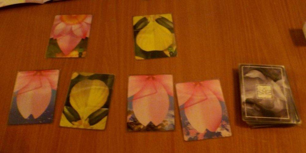 Lotus cards