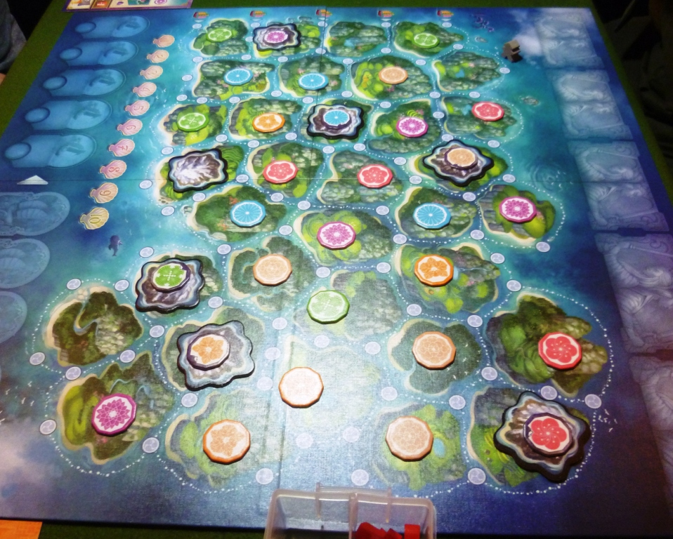 Yamatai game set up