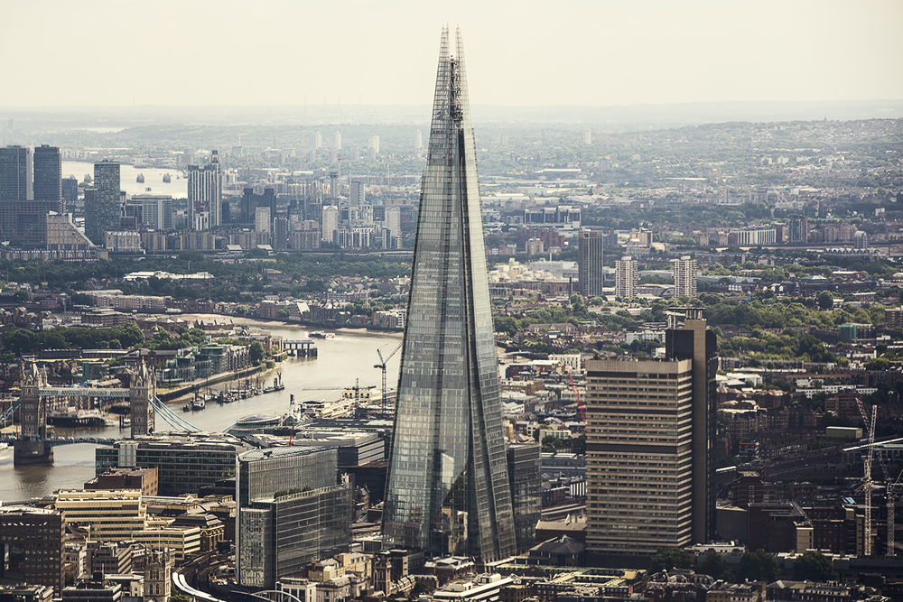 The Shard, London  by Lee Kirby