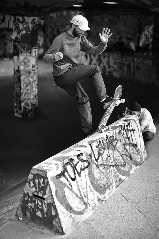 James Fuller | Front Blunt