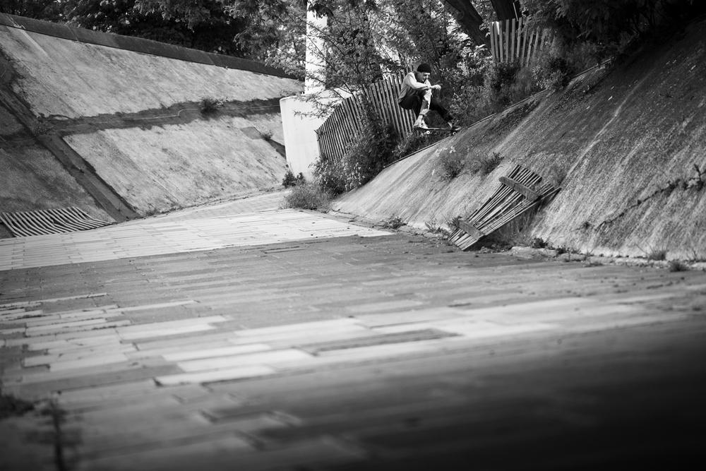 Jasper Pegg | Crailslide