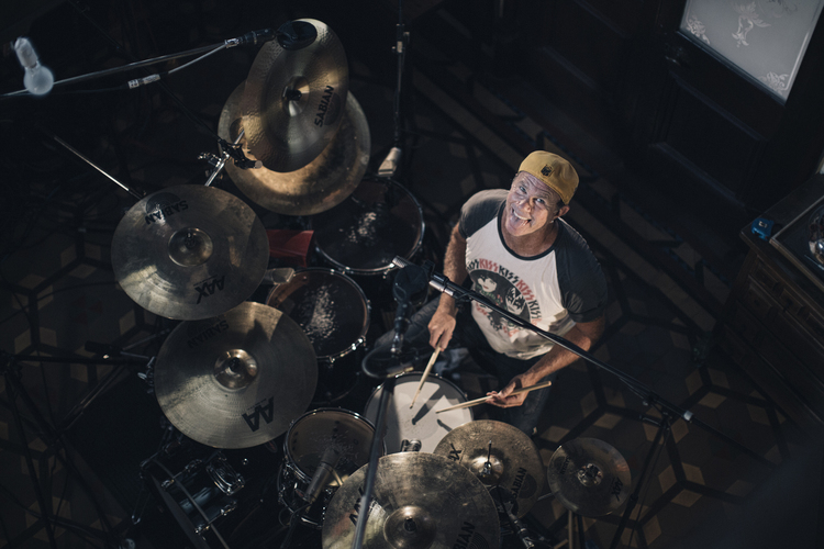Chad Smith by Lee Kirby