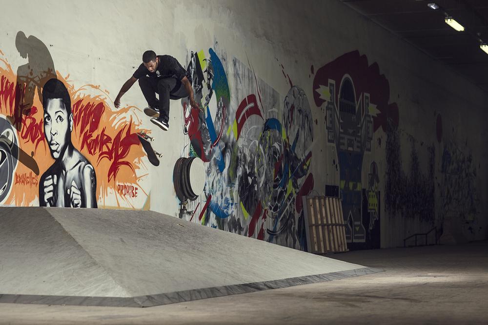 Greg Bomboko - Tre Flip