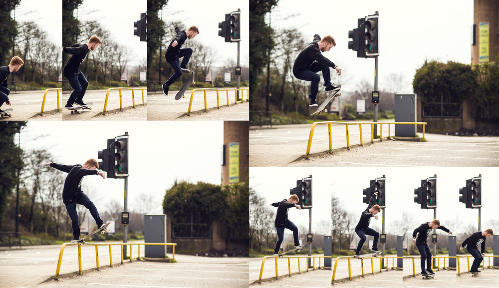 Charlie Munro | Bigspin Front Blunt