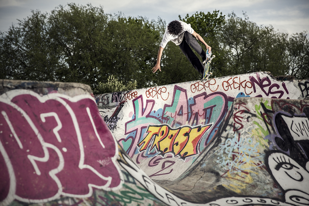 Jordan Thackeray | Tailblock
