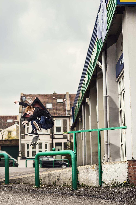 Charlie Munro | Kickflip