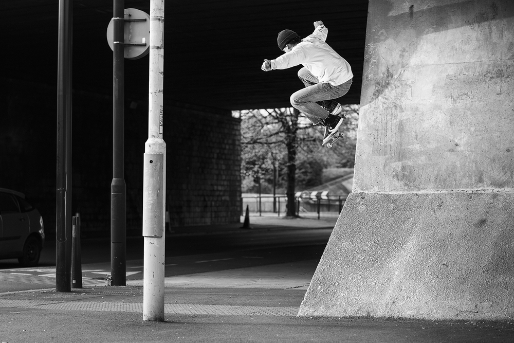 Jasper Pegg | Wallie