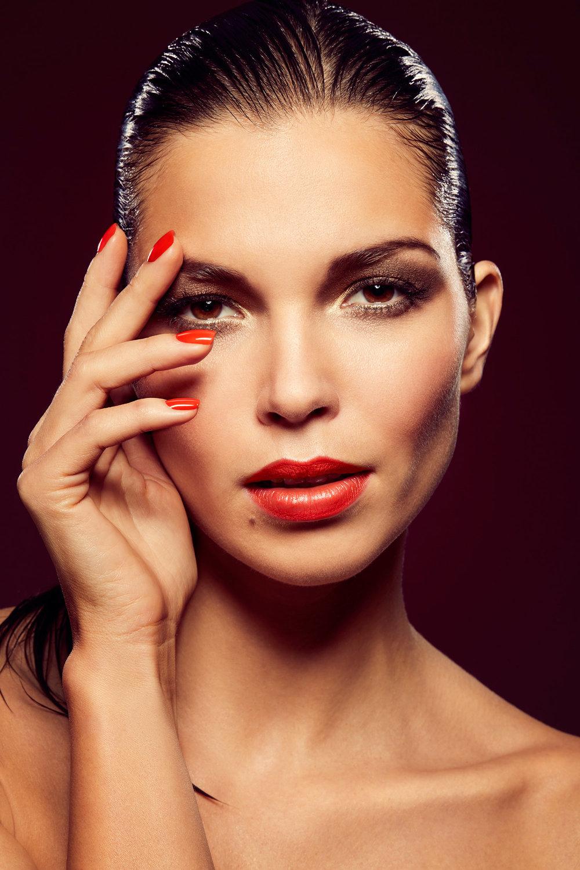 Katrina Makhova   Model