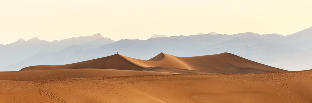 Mesquite Dunes, Death Valley CA
