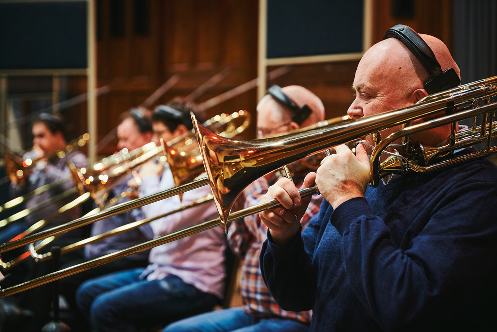 Symphonic Brass Recording | Spitfire Audio