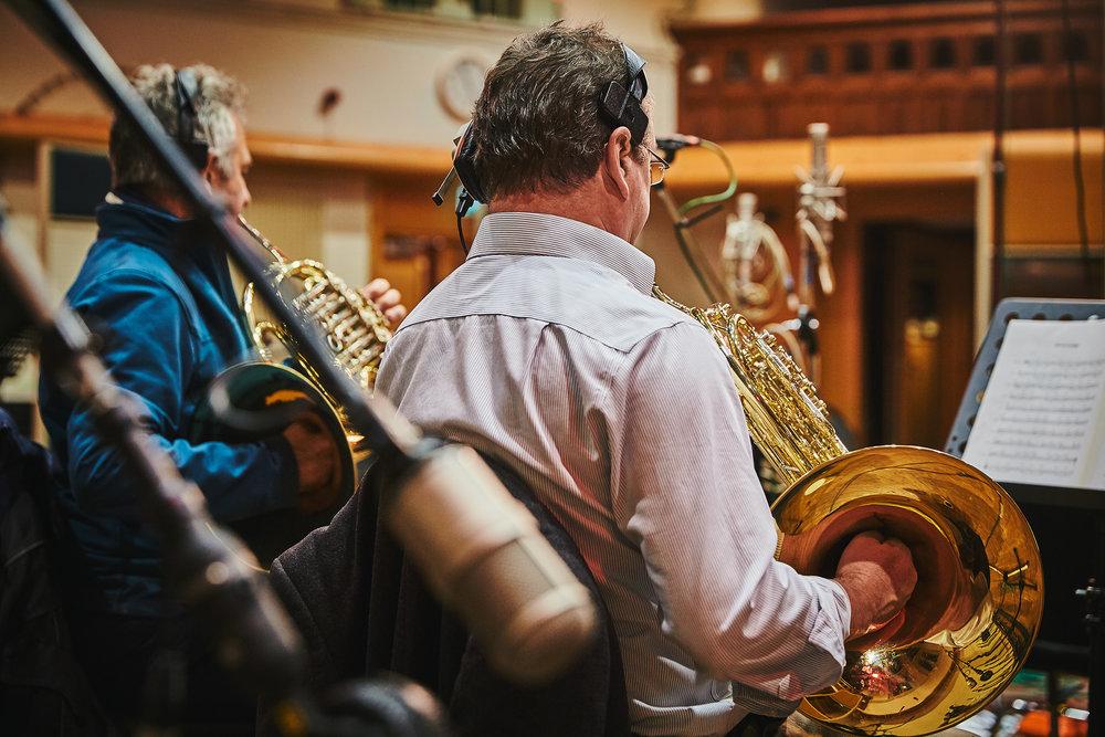 Symphonic Brass Recording | Spitfire Audio