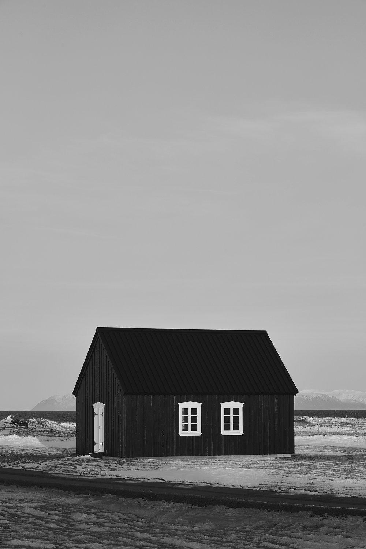 Kalfatjarnarkirkja, Iceland