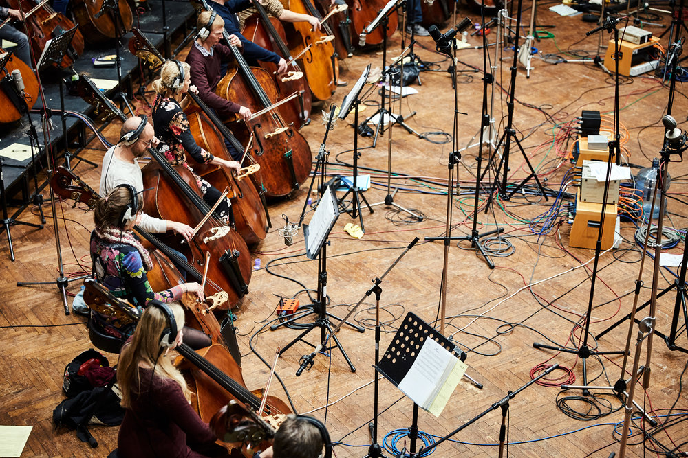 Hans Zimmer 24 Double Basses