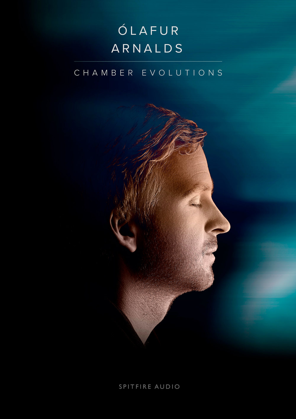 Ólafur Arnalds Chamber Evolutions Artwork Spitfire Audio
