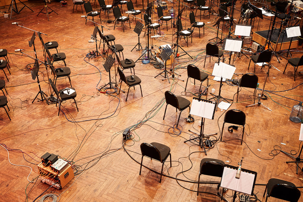 Hans Zimmer Recording Session | Air Studios