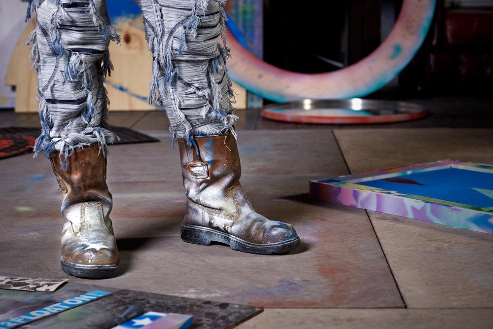 EFV Boots,  2016