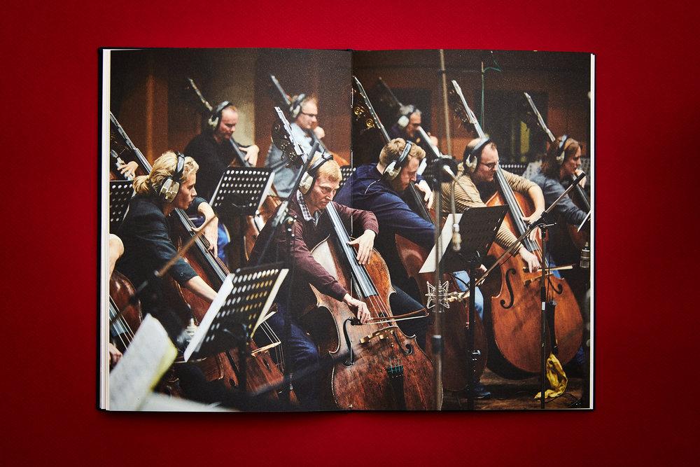 Hans Zimmer Strings | Lee Kirby Freelance Photographer London UK