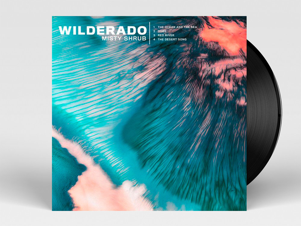 Wilderado | Misty Shrub EP