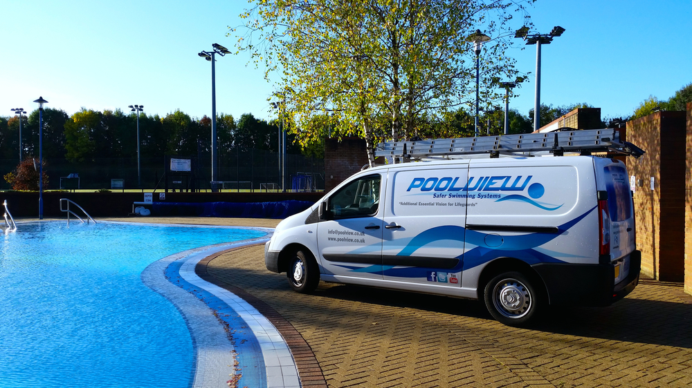 Van with a Poolview!