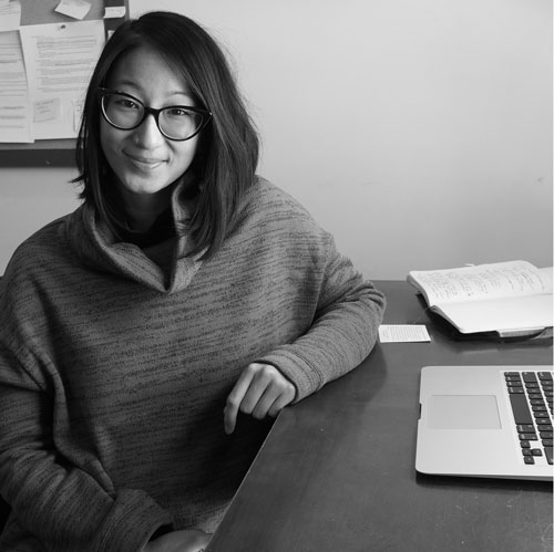 January '16 Kundiman Fellow Meng Jin